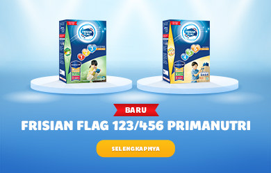 Frisian Flag 123/456 PRIMANUTRI