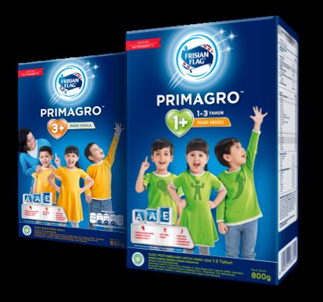 Frisian Flag PRIMAGRO 1+/PRIMAGRO 3+