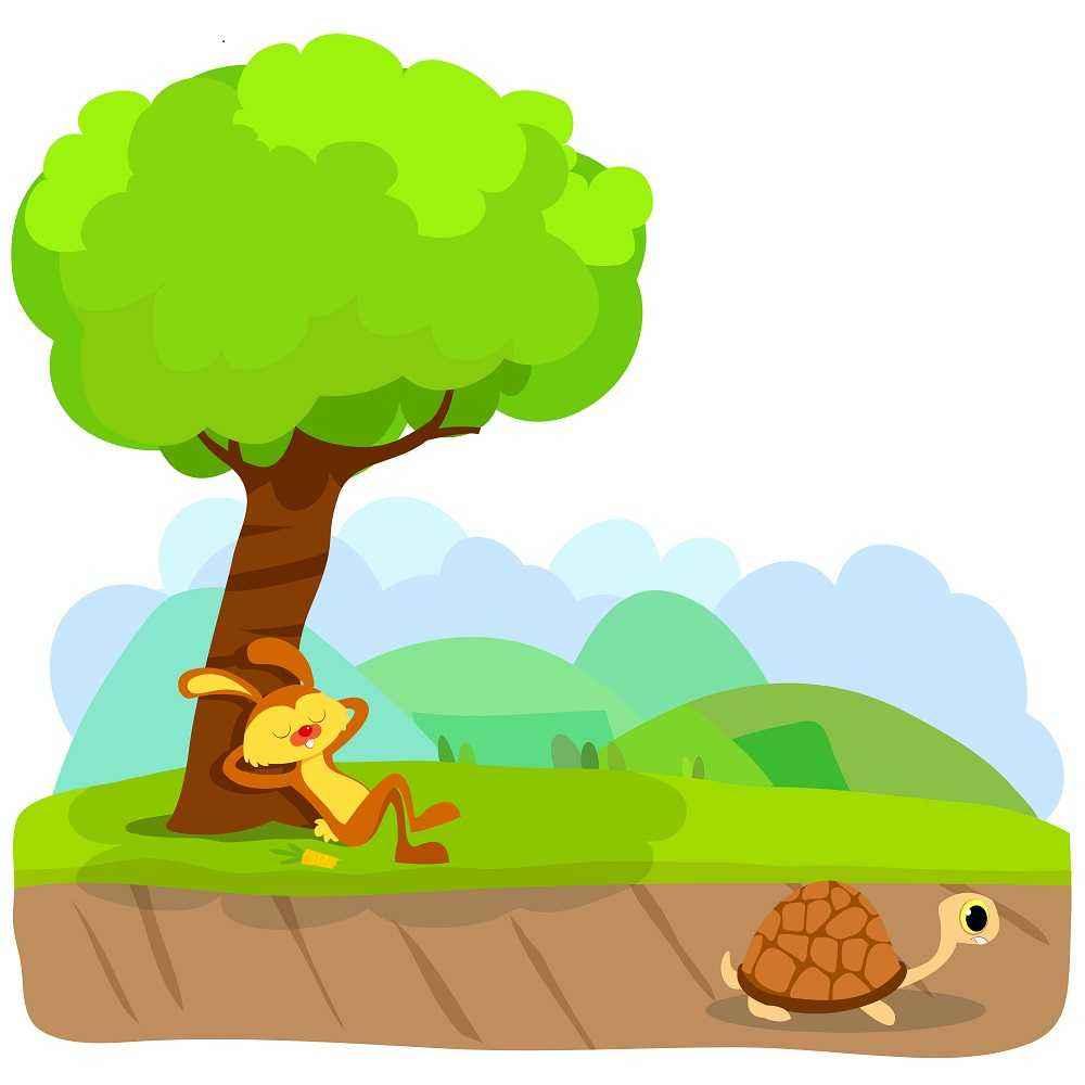 Kura-kura dan Kelinci