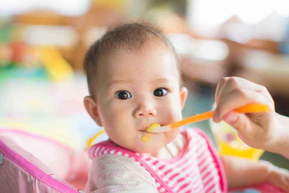 Nutrisi untuk Menaikkan Berat Badan Bayi