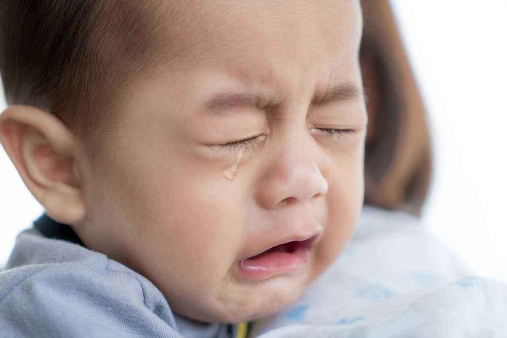 Faktor Penyebab Mata Bayi Berair
