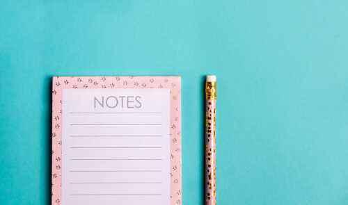 Notes dan Pulpen