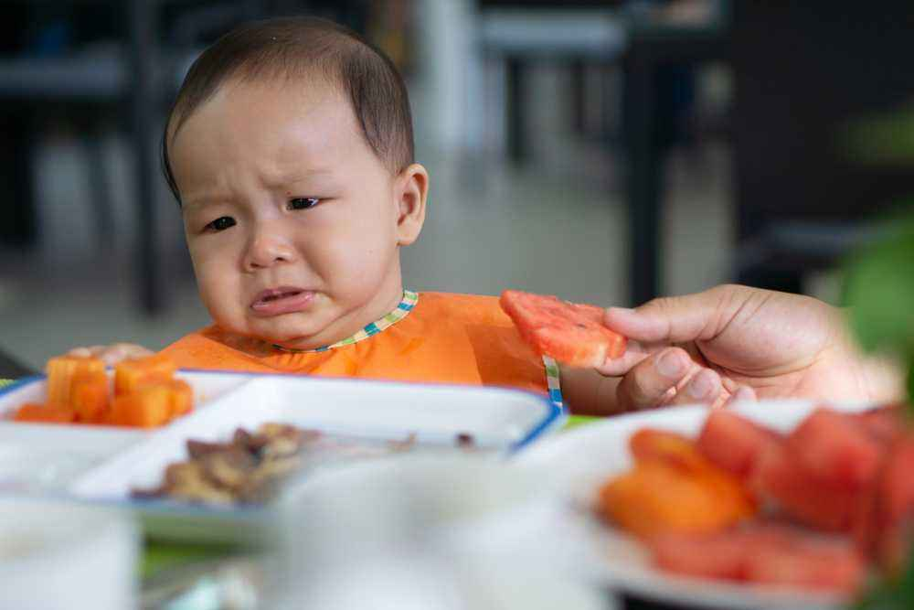 Kenapa Bayi Susah Makan?