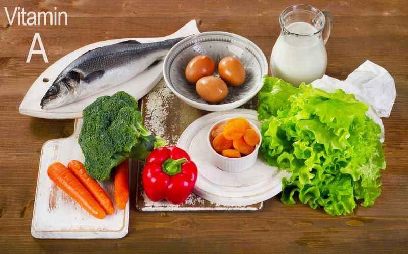 Sumber Makanan yang Mengandung Vitamin A