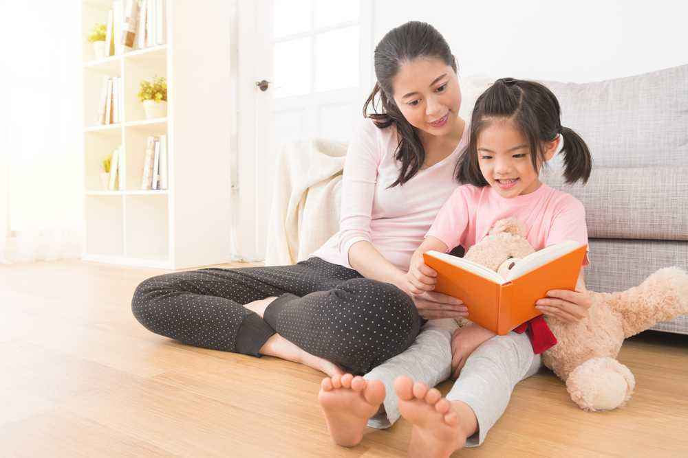 Membangun Ikatan Antara Ibu dan Si Kecil
