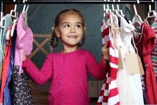 Pilih Model yang Disukai oleh Anak