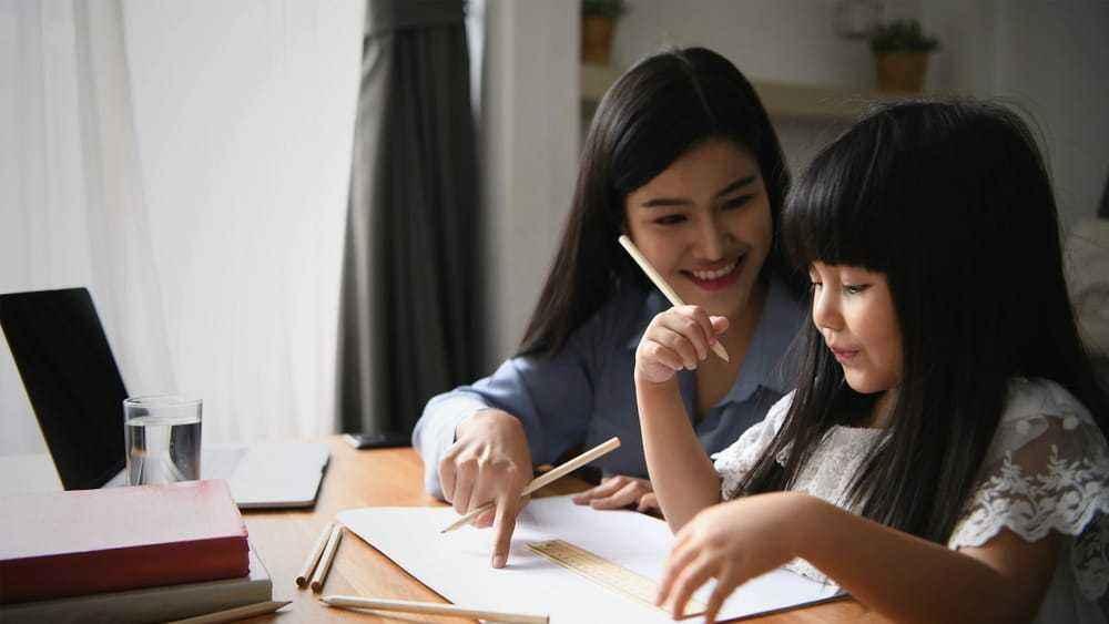Tetap Bersabar Saat Mendampingi Anak