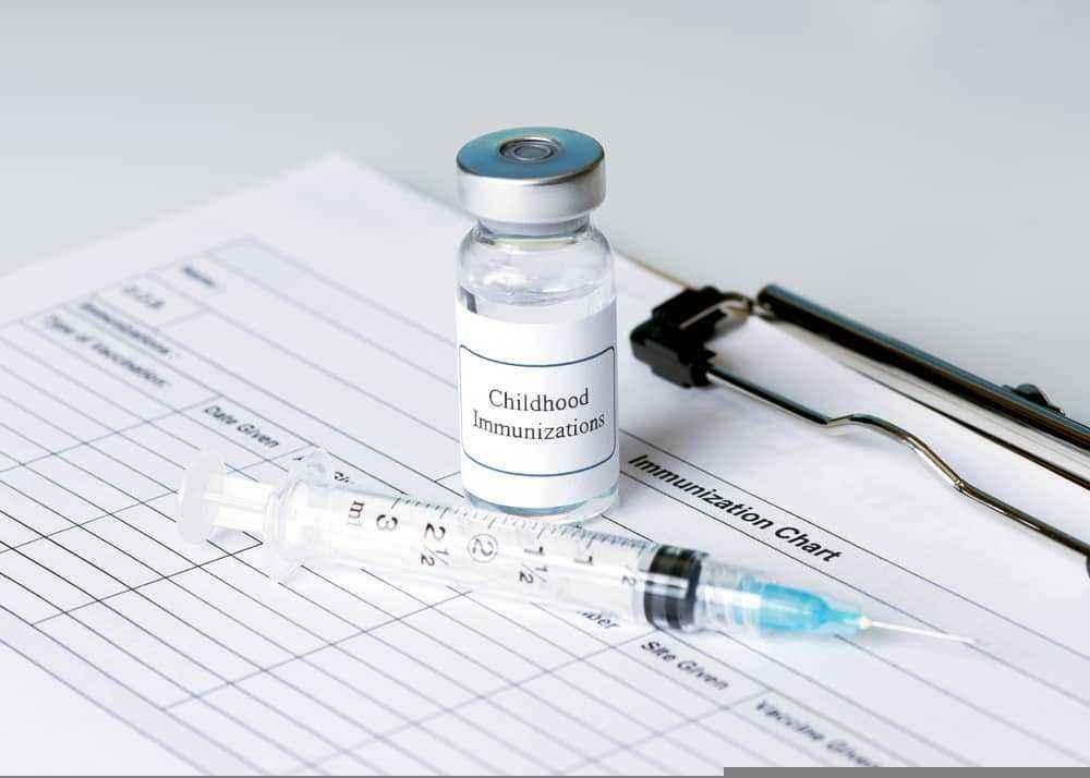 agam Imunisasi Dasar di Indonesia & Manfaatnya