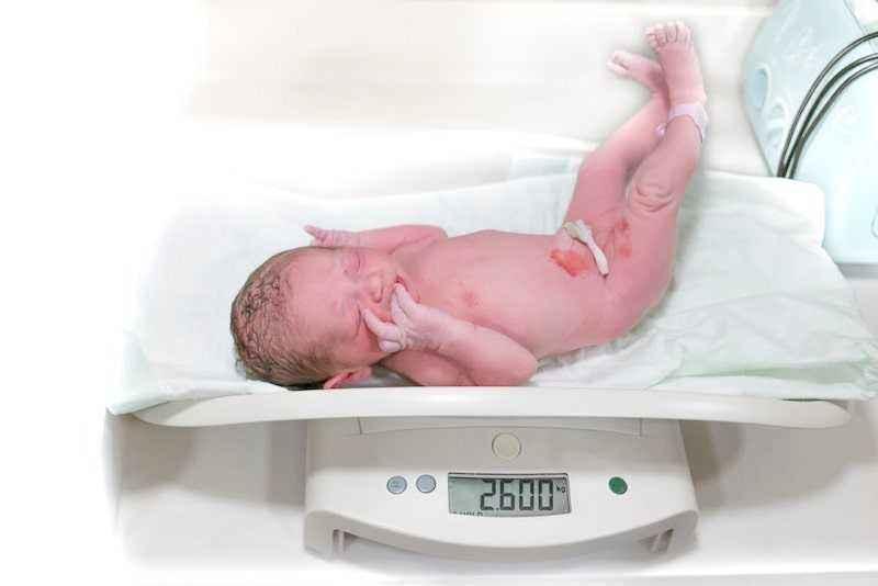 Berat Badan Bayi saat Lahir