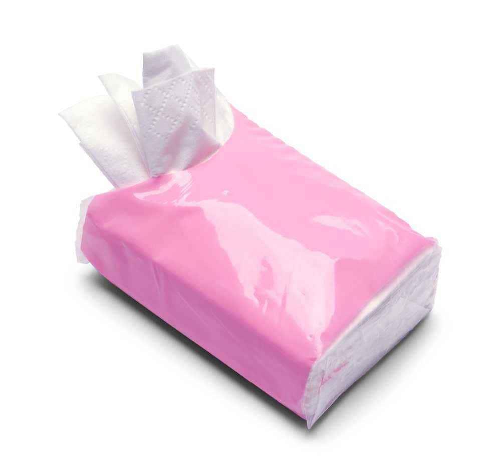 Tissue Basah & Kering