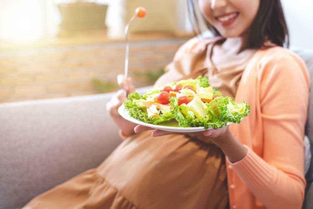 Memilih Makanan untuk Ibu Hamil