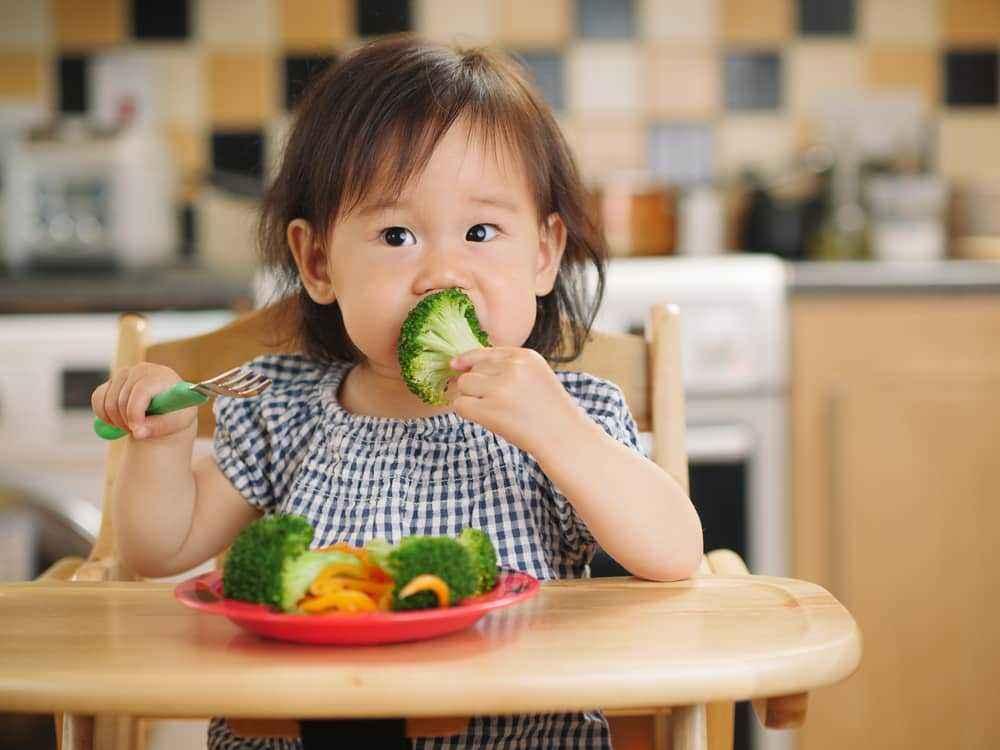 Kebutuhan Vitamin C Anak