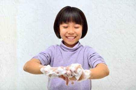 Cara Mencuci Tangan 6 Langkah