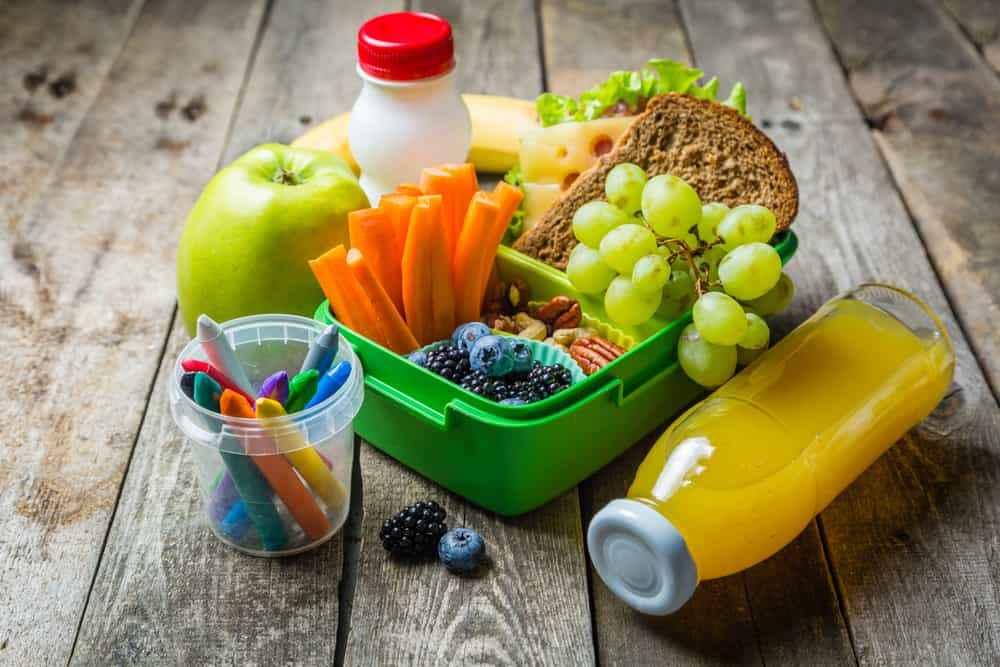 Hidangkan Makanan Bernutrisi Setiap Hari