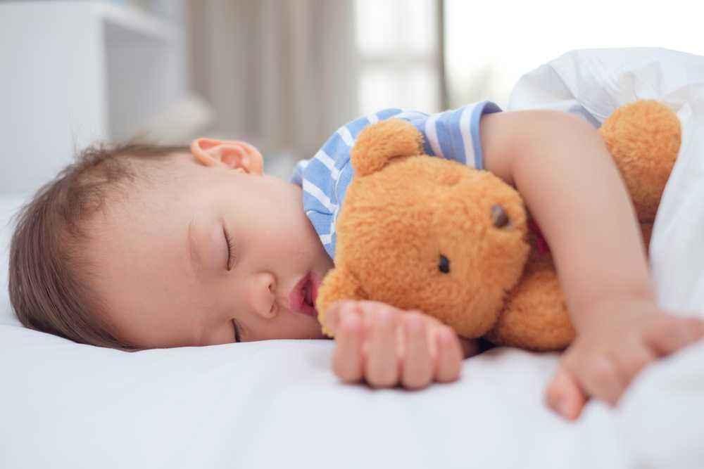 Manfaat Tidur Siang bagi Bayi