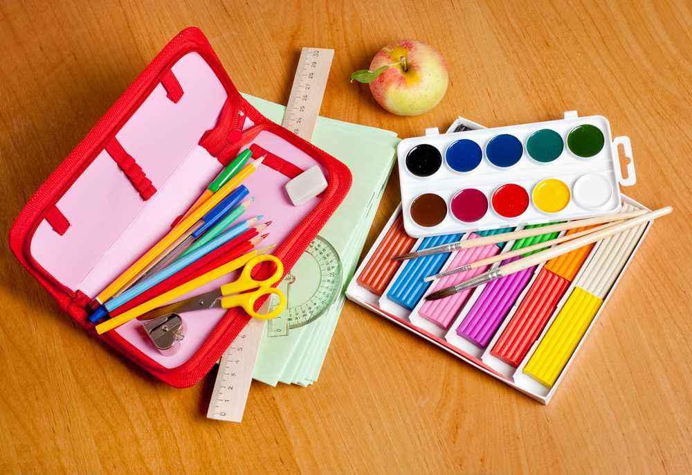 Peralatan Sekolah