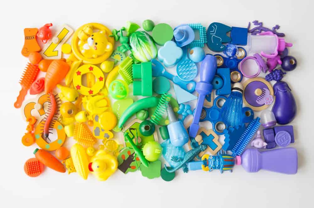 Manfaatkan Koleksi Mainannya
