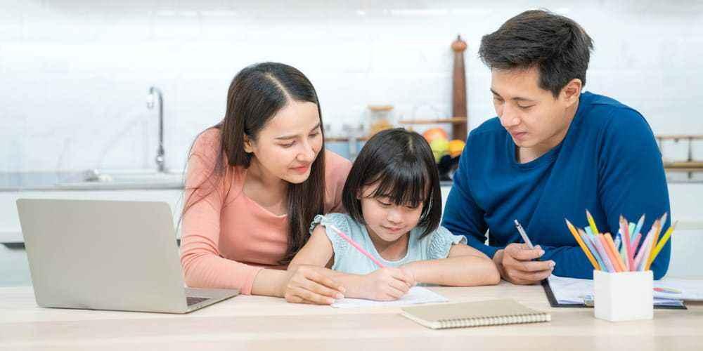 Berbagi Tugas dengan Ayah
