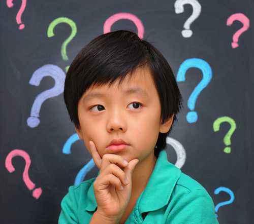 Pertanyaan anak Dari Mana Aku Berasal