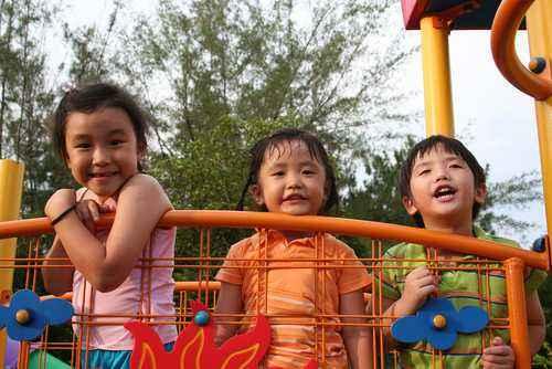 Ajak Anak Lebih Sering Bersosialisasi