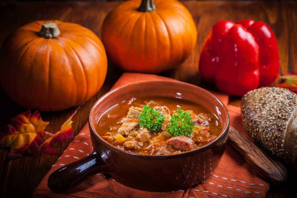 Sup Labu Kuning Kuah Daging