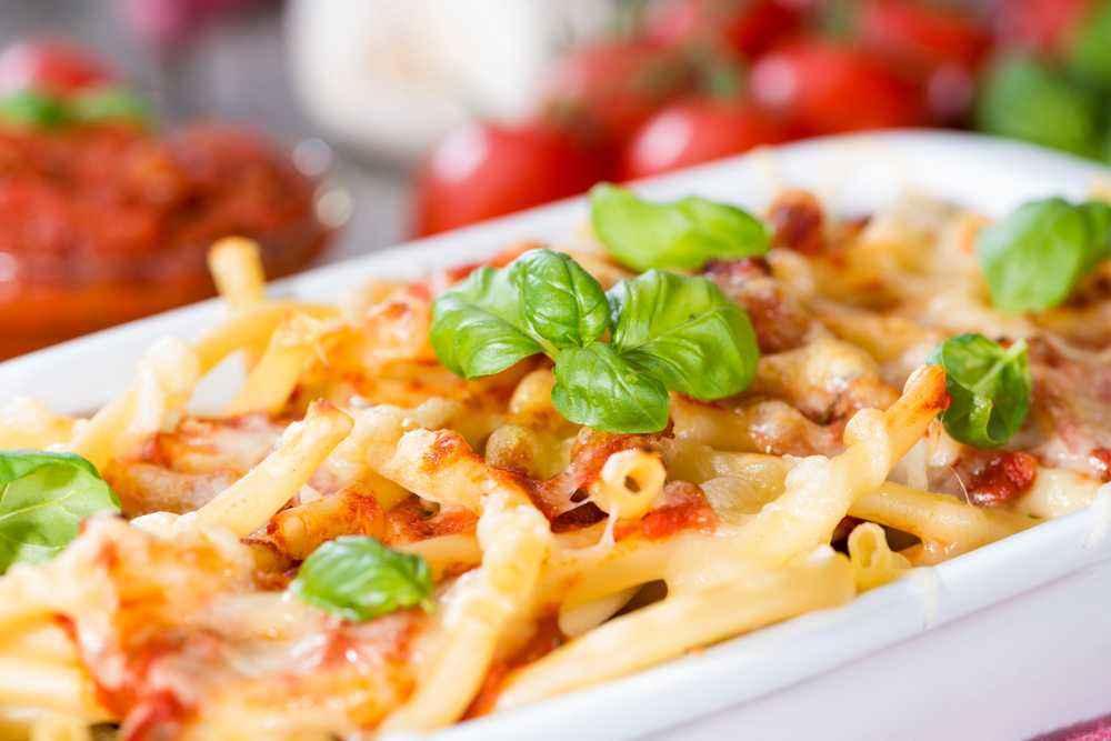 kreasi menu spaghetti