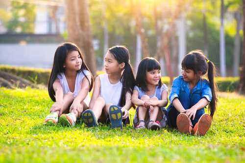 Kelompok Bermain si Kecil