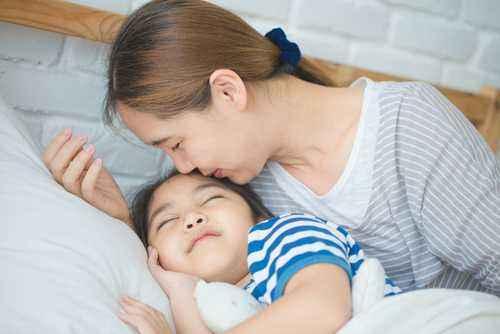 cara menyuruh anak tidur