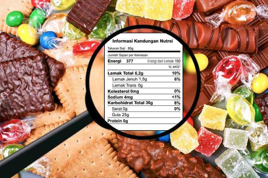 6 Hal yang Perlu Diperhatikan Saat Membaca Label Nutrisi Makanan