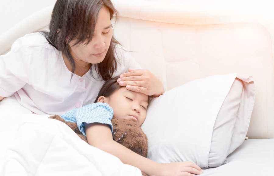 Macam Jenis Penyakit Yang Kerap Menyerang Anak