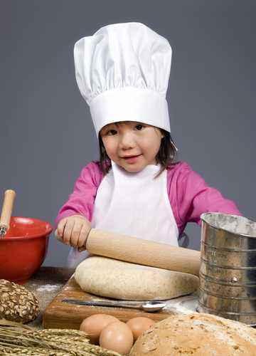 Resep Praktis untuk Belajar Masak si Kecil
