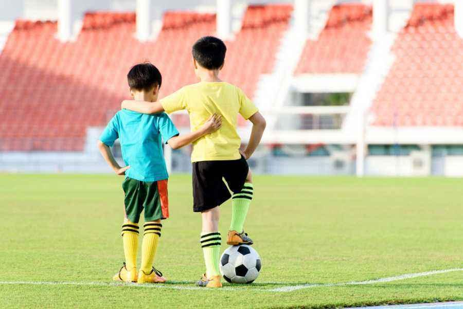 4 Alasan si Kecil Perlu Ikut Olahraga Tim