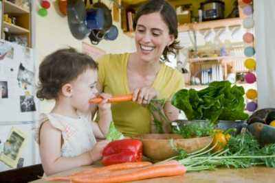 4 Tips Efektif Mengubah Pola Makan si Kecil