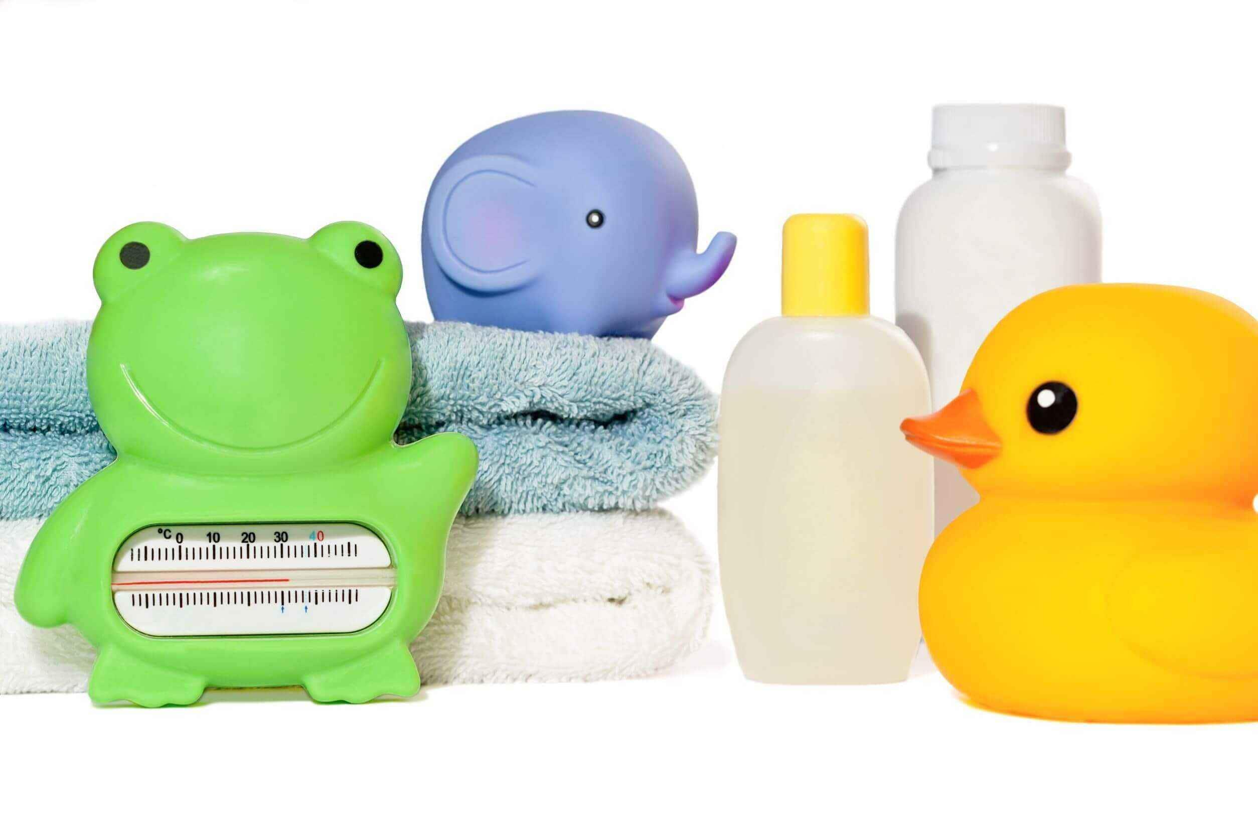 4 Kiat Memilih Produk Perawatan Bayi