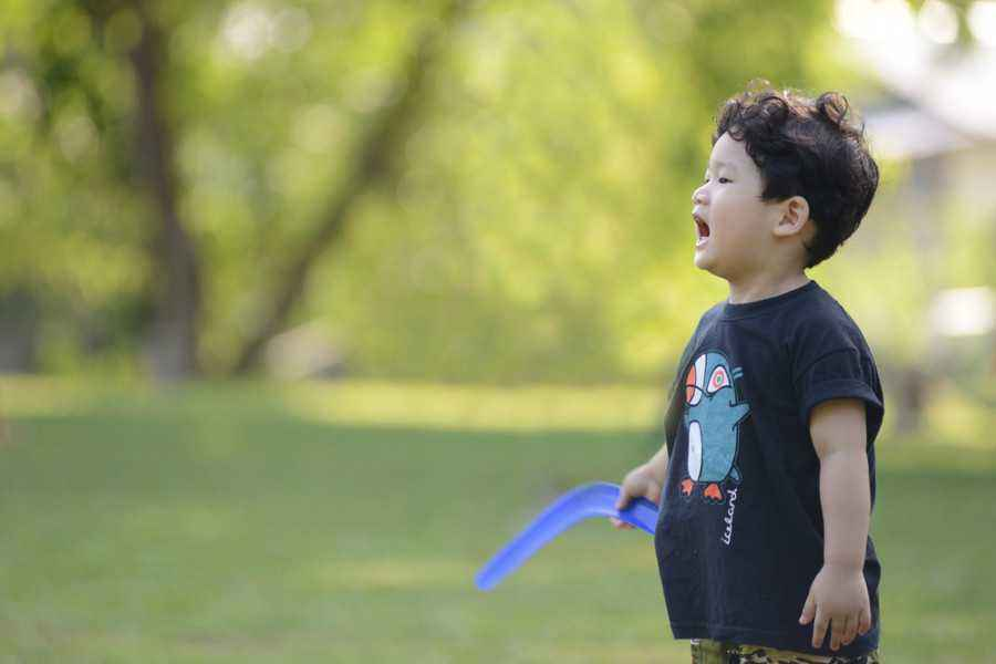 Aktivitas Anak dan Tumbuh Kembang