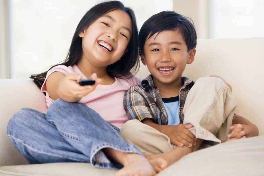 Disiplin Menonton Televisi Selama Liburan