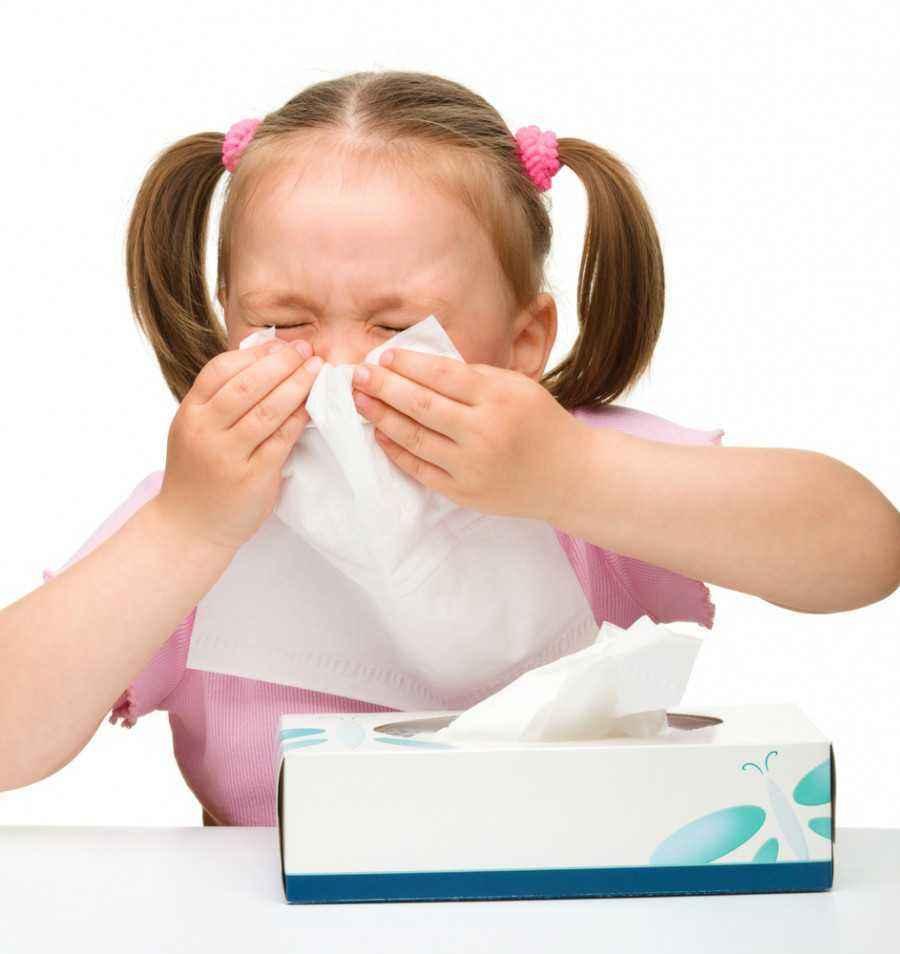 Kenali Jenis Alergi Akibat Udara pada si Kecil