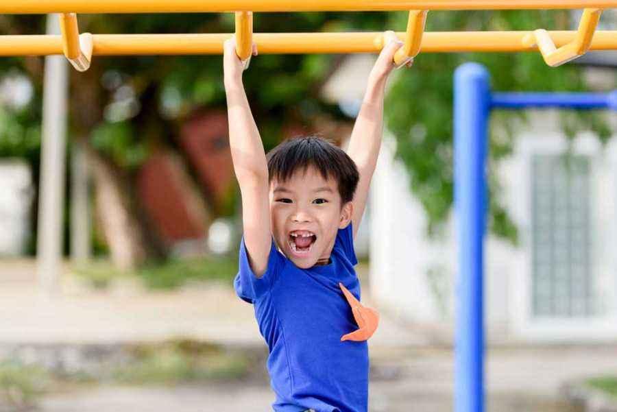 Ketahui Porsi Aktivitas Fisik Sesuai Usia Anak 1-3 Tahun