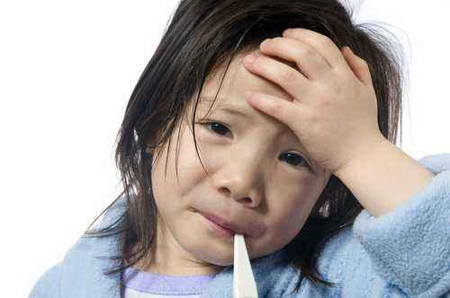 Kenali Penyakit Yang Biasa Dialami si Kecil