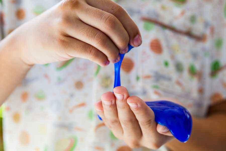 Ayo Bermain Slime Buatan Sendiri Bersama Si Kecil