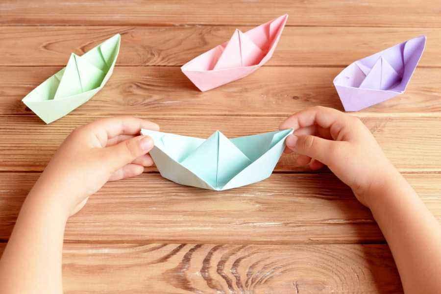 Ini 5 Manfaat Ajak si Kecil Bermain Origami