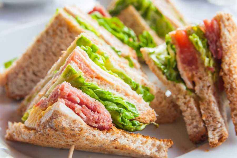 Sandwich Daging Mayo