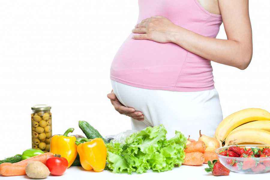 10 Nutrisi Wajib dalam Makanan Ibu Hamil