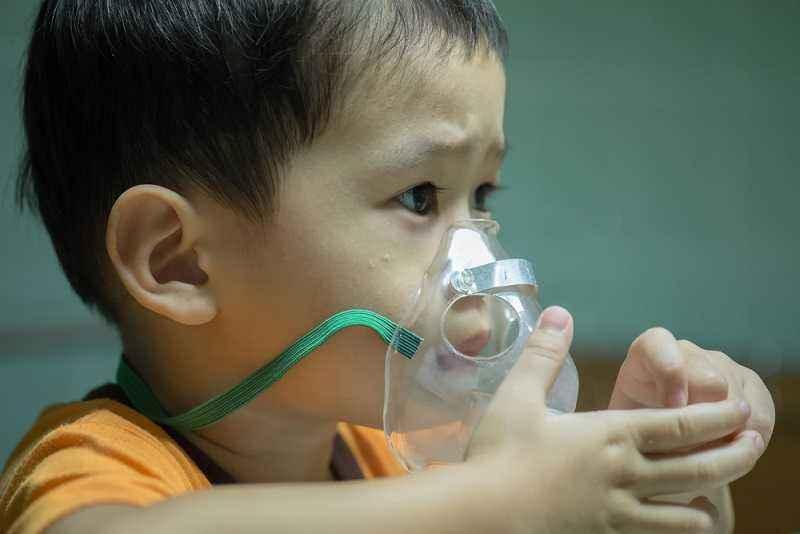 Perawatan si Kecil  dengan Terapi Inhalasi, Efektifkah?