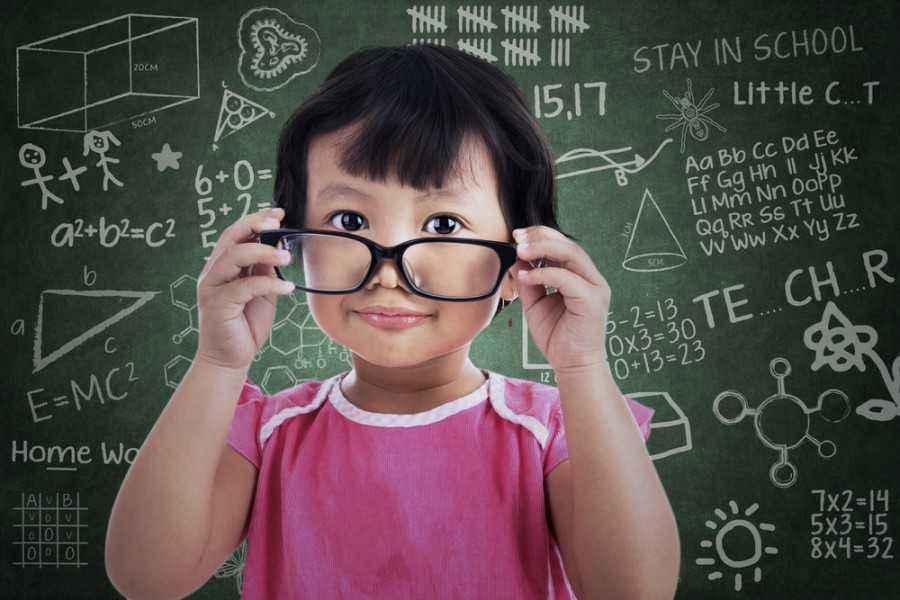 Bantu si Kecil Lebih Fokus Belajar, Yuk!