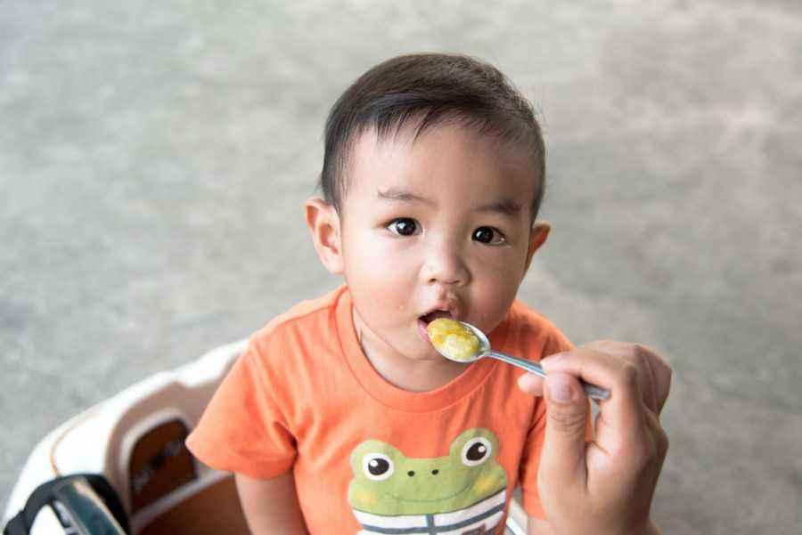 Bayi Sehat dengan Asupan Ikan Penuh Nutrisi