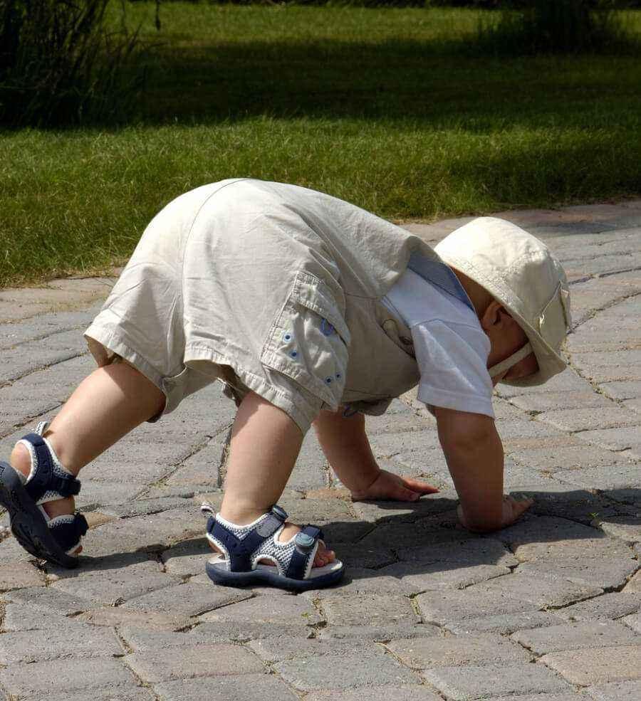 Kenali Masalah Keseimbangan pada Si Kecil Sebelum Terlambat