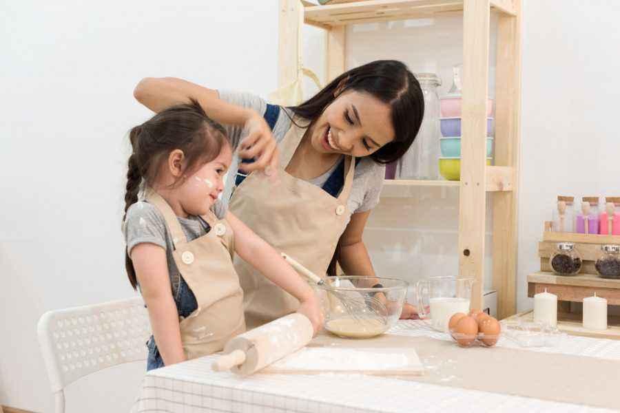 3 Aktivitas untuk Membuat si Kecil Mengerti Perintah