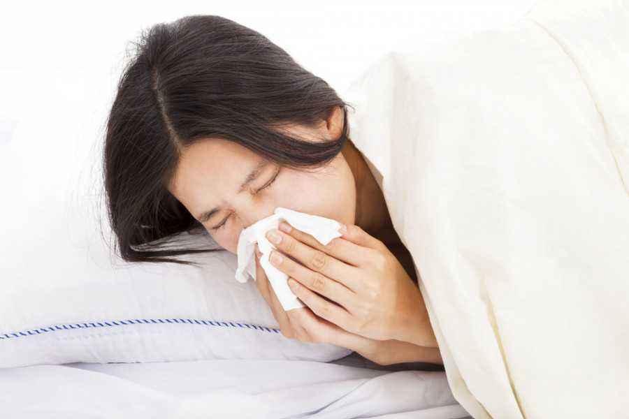 Flu Menjelang Melahirkan, Harus Bagaimana?