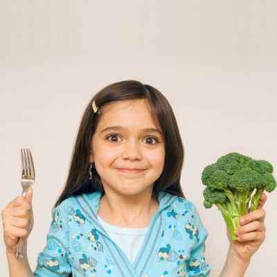 Agar Anak Menyukai Sayuran